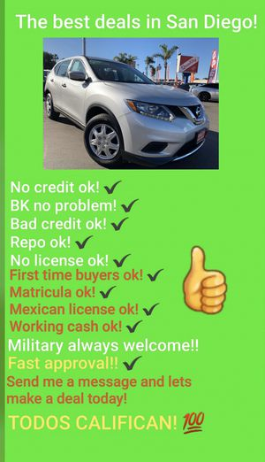 2016 NISSAN ROGUE S !!! 46 K MILES!! ONE OWNER! for Sale in San Diego , CA