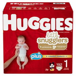 HUGGIES SIZE 1 for Sale in Fresno, CA