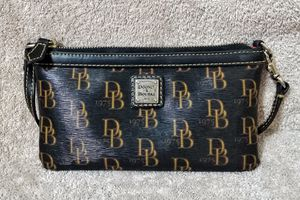 Dooney and Bourke Monogrammed Wristlet for Sale in Colorado Springs, CO