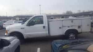 2000 F350 utility truck for Sale in Baltimore, MD