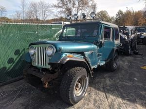 1978+1984 Jeep Wrangler CJ PACKAGE DEAL for Sale in Cliffwood, NJ