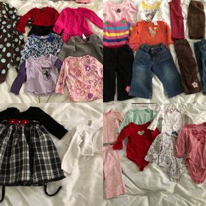 8d4f01062 12 month baby girl long sleeve tops/pants for Sale in Virginia Beach, VA