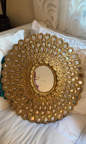 peruvian Antique mirror for Sale in Miami, FL