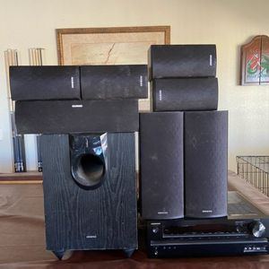 Surround System Onkyo for Sale in Henderson, NV