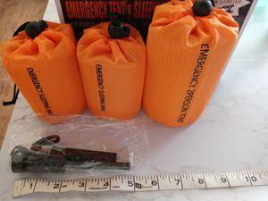 Brand new unused emergency survival kit!!!! for Sale in Apple Valley, CA