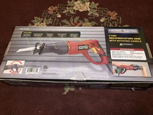 Chicago Electric reciprocating saw. New for Sale in Bowie, MD