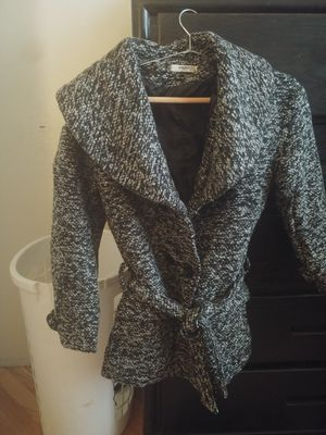 Burberry brit small tweed jacket for Sale in Denver, CO