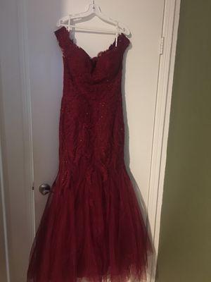 Mermaid cut maxi dress / gown for Sale in Corona, CA