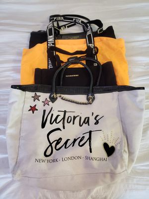 Victoria's Secret TOTE BAGS PRICE FIRM ⛔ for Sale in San Antonio, TX
