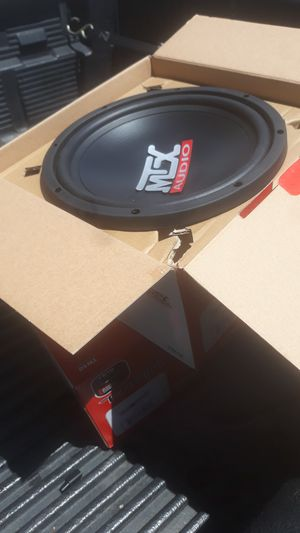 Mtx 10 Subwoofers for Sale in Oakland, CA