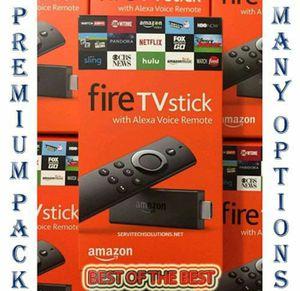 Fully Programmed Amazon Fire TV Stick for Sale in Las Vegas, NV