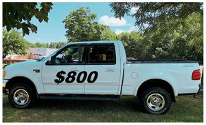 ✅$8OO immaculate 2002 Ford F 150 condition! Runs and drives like new looks even better. ✅ for Sale in Miami, FL