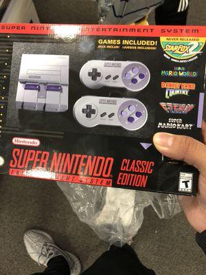Super Nintendo for Sale in Atlanta, GA