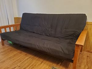 Futon sofa bed for Sale in Garner, NC