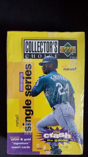 1995 MLB Baseball Cards (full collection) for Sale in Middle River, MD