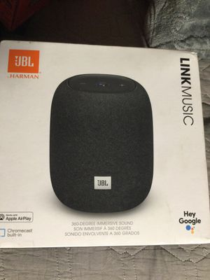 Jbl link music for Sale in Anaheim, CA