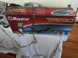 Razor power core 90.. for Sale in West Somerville, MA