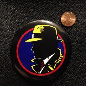 Vintage 1980's Disney Dick Tracy profile pin for Sale in Fresno, CA