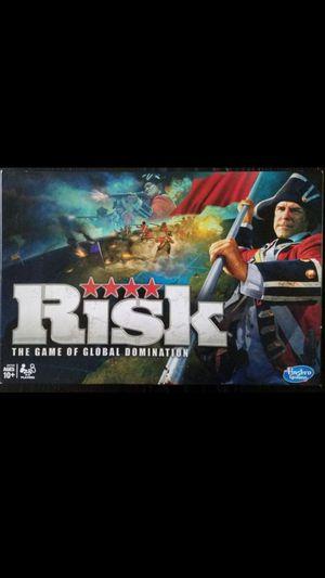 Risk Board Game for Sale in Parlin, NJ