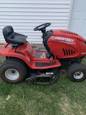 Troy bilt riding lawnmower for Sale in Dearborn, MI