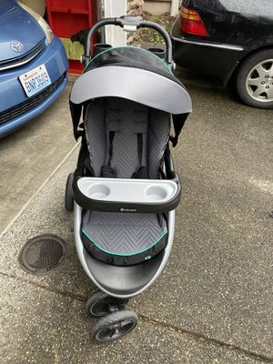 Baby trend stoler and car seat for Sale in Kent, WA