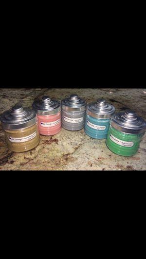 Hand & Body Sugar Scrub by A.G. LUXURY (Vanilla, Berry, Lavender, Peppermint, & Apple Cinnamon) for Sale in Grover Beach, CA