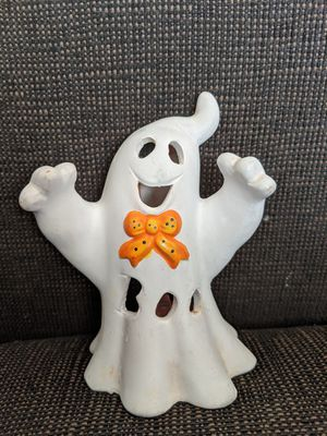 2 Halloween candle holder for Sale in Piscataway, NJ