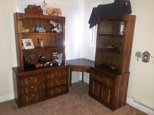 Kids dresser, desk, hutch for Sale in Renton, WA