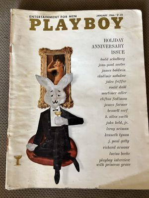 1966 Playboy Holiday Anniversary Issue for sale for Sale in Denver, CO