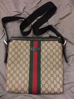 Gucci Messenger Bag *Authentic* for Sale in Orange, CA