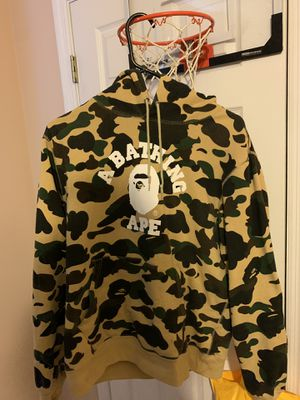 Authentic bape hoodie. for Sale in Ashland City, TN