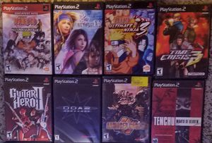 PS2 Games (Various) for Sale in Phoenix, AZ