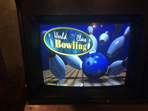 Wells Gardner 25 inch arcade monitor 25k7291 works great for Sale in Northbrook, IL