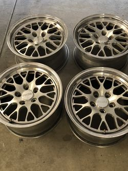 Bmw Wheels, Fikse, Stern, Tsw for Sale in Tracy,  CA