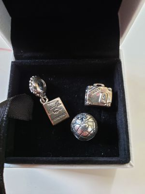 Pandora Charms Travel for Sale in Stratford, CT