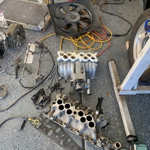 1979-1995 302 Gt40 Intake Set Up for Sale in Las Vegas, NV