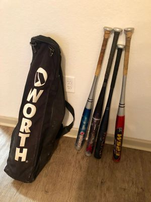 Softball/Baseball equipment for Sale in Orlando, FL