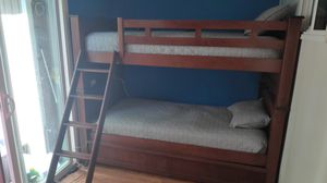 Custom-made hardwood bunk beds for Sale in Aliso Viejo, CA