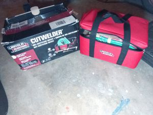 Lincoln Electric CUTWELDER - New!! Never used!! for Sale in Plano, TX