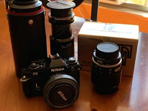 Film Camera and Lenses for Sale in NEW PRT RCHY, FL
