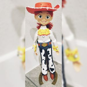 Toy Story Signature Collection Jessie Doll for Sale in Saginaw, TX