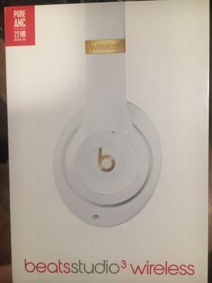 Beats Studio 3 Wireless for Sale in Bell, CA