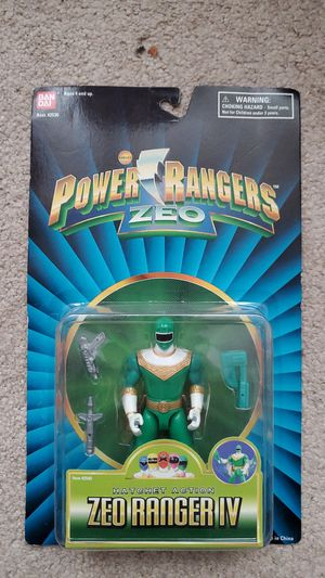 Vintage power ranger action figure from 1995 for Sale in Buena Park, CA