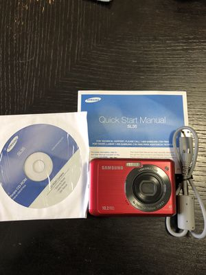 Samsung digital camera for Sale in Grafton, MA