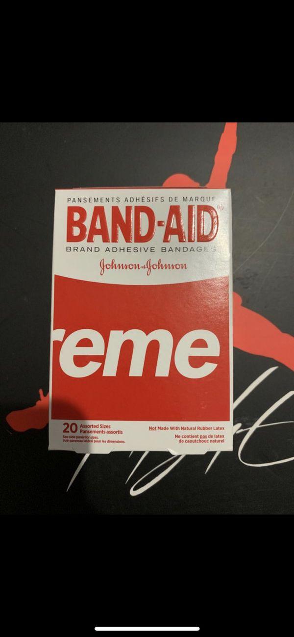 supreme band-aid