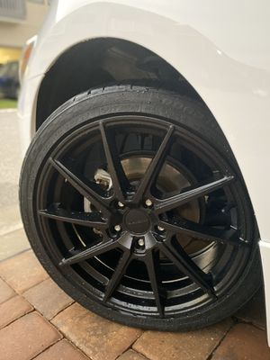 """18"""" Rims and tires for Sale in Kissimmee, FL"""