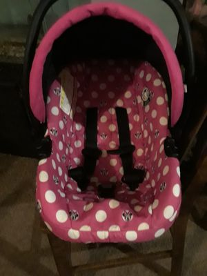 Minnie mouse car seat for Sale in Norton, OH
