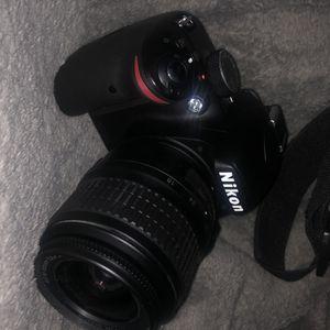 Nikon D3200 DSLR for Sale in San Jose, CA