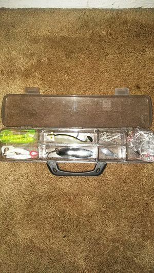 Fishing lures, jigs, hooks and weight for Sale in Daly City, CA