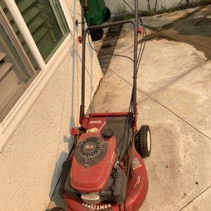 Craftsman Lawn Mower Honda for Sale in Irvine, CA